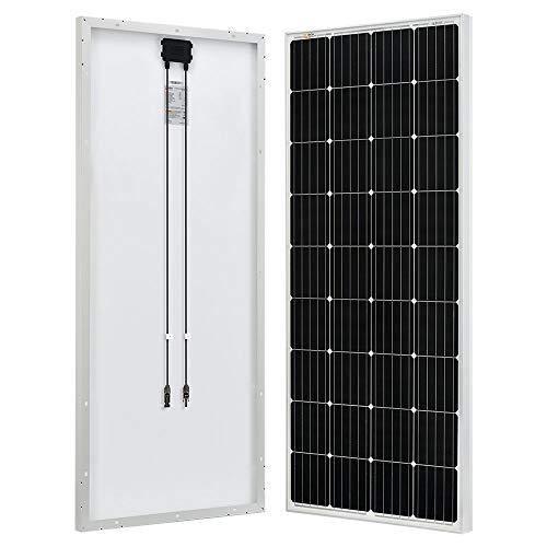 Richsolar 190 Watt 12V Solar Panel High Efficiency Moncrystalline Module