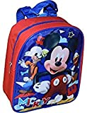 Disney Mickey And The Roadster Racers 10' Small Backpack