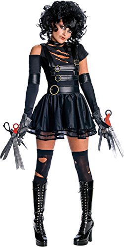 Morris Women's Miss Scissorhands Costume, (Women's Miss Scissorhands Costumes)