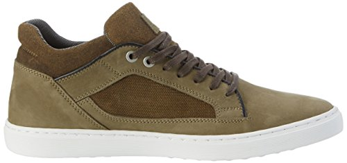 BULLBOXER Herren Nyka Sneaker, Grün (Green), 41 EU