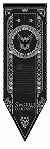 Thrones Nights Watch Tournament Banner product image