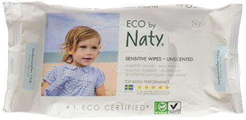 Nature Babycare Eco-Sensitive Wipes
