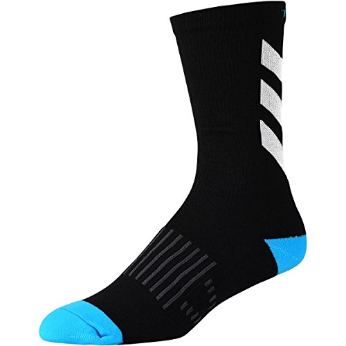 Troy Lee Designs Men's Performance Escape Crew Socks,6-10,Black/White by Troy Lee Designs