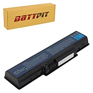 BattPit Laptop / Notebook Battery Replacement for Gateway NV53 Series 4400 mAh