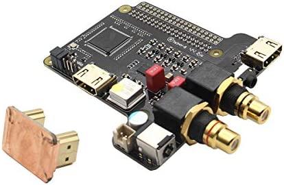 QXY ZYQ Vista Canal X4000 Tarjeta de expansión HiFi Audio ...