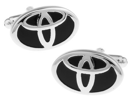 masgemelos–Toyota Boutons de manchette Cufflinks