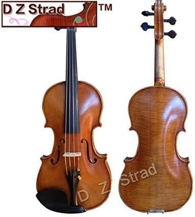 "15.5"" Handmade D Z Strad Viola Model 400 with $800 Free Gift- handmade by prize winning luthiers (15.5"" - size) 41eTSlGT03L"