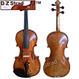 "16.5"" Handmade D Z Strad Viola model 400 with"