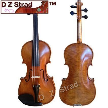 16.5'' Handmade D Z Strad Viola model 400 with $800 Free Gift- handmade by prize winning luthiers by D Z Strad