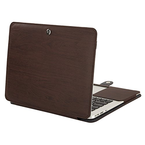Mosiso Leather MacBook Premium Function