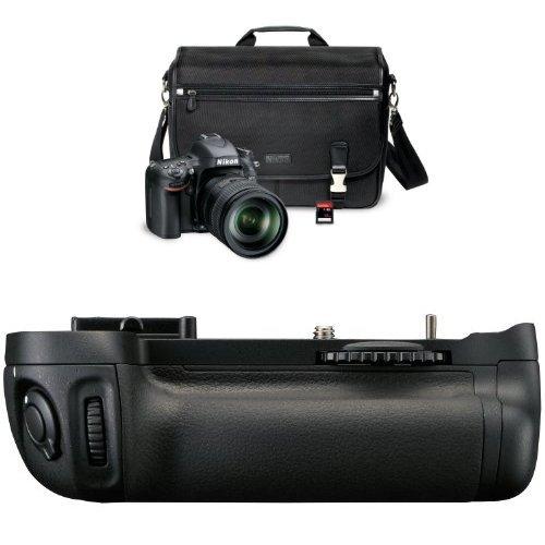 Nikon D610 FX-format DSLR Bundle w/ 28-300mm Lens + Accessories