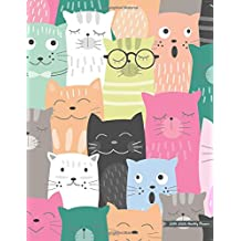 2019-2020 Monthly Planner: Two Year - Monthly Calendar Planner | 24 Months Jan 2019 to Dec 2020 For Academic Agenda Schedule Organizer Logbook and Journal Notebook Planners | Happy Colorful Cat Cover
