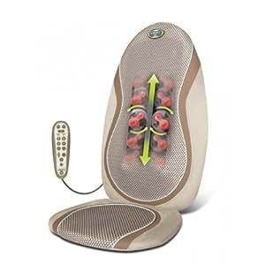 HoMedics SGM-425H-2EU - Respaldo de masaje Shiatsu con nodos Technogel
