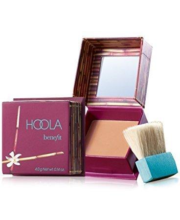 Benefit Cosmetics Hoola Matte Bronzer – 0.14 oz / 4 g – travel size by Benefit Cosmetics