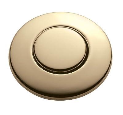 InSinkErator STC-FG SinkTop Switch Push Button, French Gold