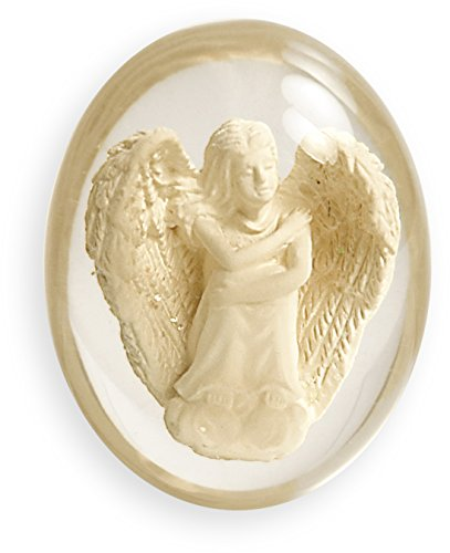 Angelstar 8715 Hope Angel Worry Stone, 1-1/2-Inch ()