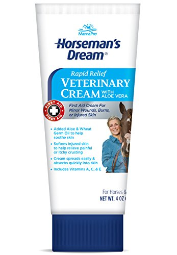 Manna Pro Horseman's Dream Vet Cream 4 oz