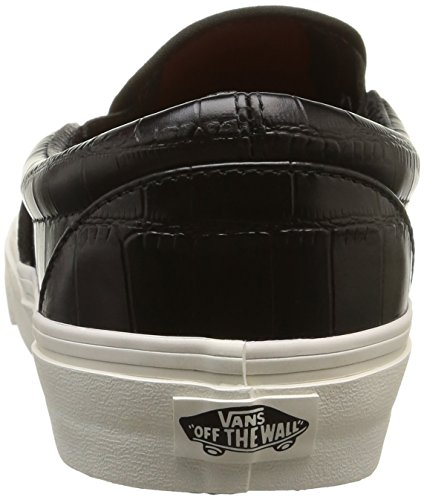 Mixte Noir Vans Chaussures Classic Adulte qwxYP4