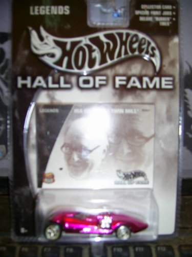 Hot Wheels Hall of Fame Legends Ira Gilford Twin Mill