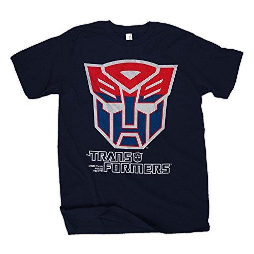 Transformers Autobot Logo Navy T-Shirt