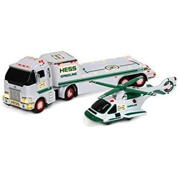 amazon com hess 2010 exclusive truck with jet toys games