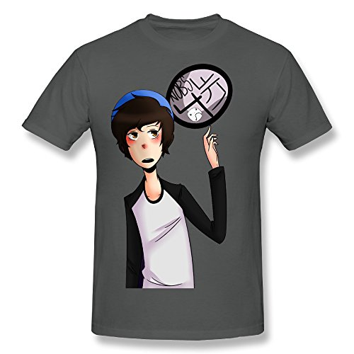 Guiwan Men's Immortalhd Cartoon Art T-shirt
