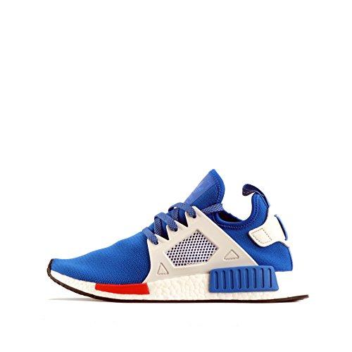 Adidas NMD_XR1 Blauer Vogel-Jahrgang weiß-rot Cg3092
