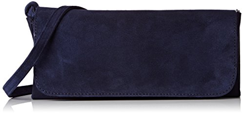 Unisa Zdream_17_ks, Clutch Donna, 6x10x22 cm (B x H x T) Blu (OCEAN)