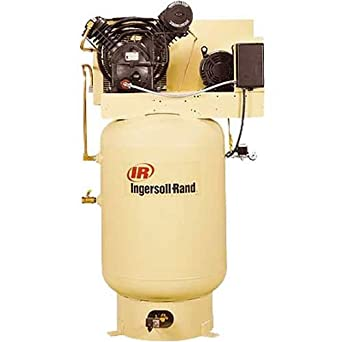 Type-30 Reciprocating Air Compressor - 10 HP, 120 Gal