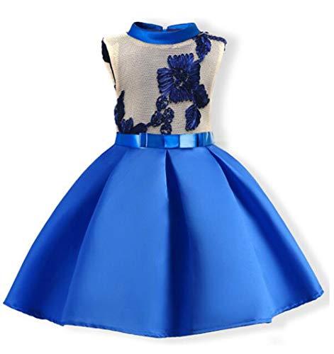 1c1e30694 Jual Lukcyaution Toddler Kids Pageant Party Dress Sleeveless Girls ...