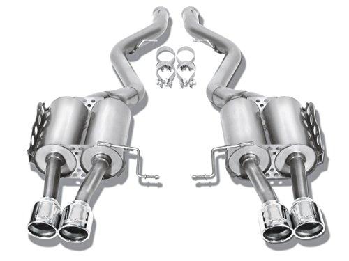 Borla 11771 Stainless Steel Rear Section Kit