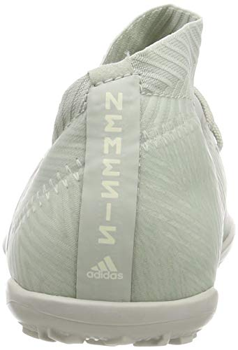 Tf Adidas Niños ash core Zapatillas Tango F18 De 18 Para J Nemeziz F18 Black Fútbol Silver ash 3 Gris TvrIvq