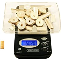1000 X 0.1g Postage Meter Weight Test Scale for Digital Display Mailing Machine, Vintage Inventor, Inventor, Lawyer, Mob Collection, Mob Book, Figure, Toy, Police Holster Collection