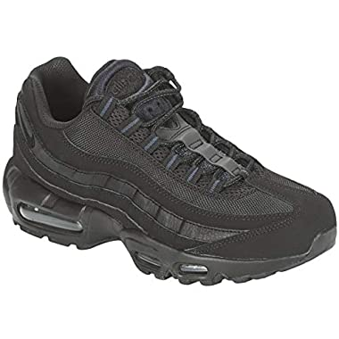 size 40 f3b11 f02cc Nike Mens Air Max 95 Mesh Black Anthracite Trainers 11 US
