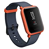Amazfit BIP smartwatch by Huami with All-Day Heart Rate and Activity Tracking Sleep Monitoring GPS 30-Day Battery Life Bluetooth