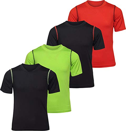- Black Bear Men's Performance Dry Fit T Shirts M1PT BLKR L