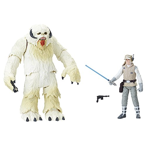 Star Wars Force Link 2.0 Wampa and Luke Skywalker (Hoth) Figure
