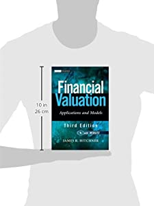Financial Valuation, + Website: Applications and Models by Wiley