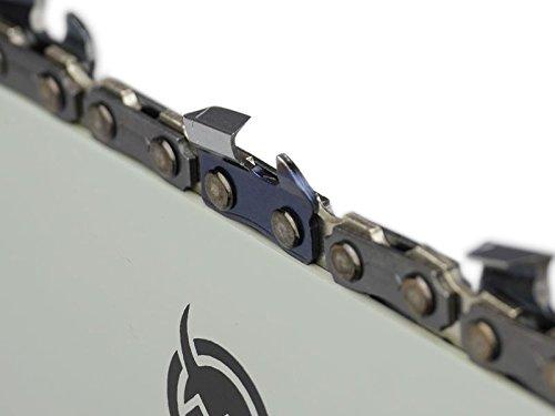 35cm S/ägenspezi Kette 3//8P 52TG 1,3mm passend f/ür Dolmar PS34 Vollmei/ßel