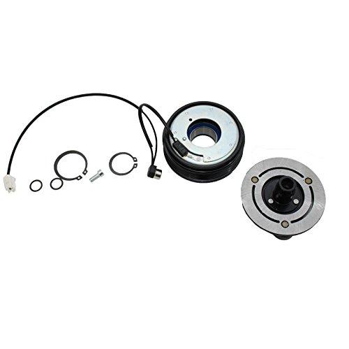 Hex Autoparts A/C AC Compressor Clutch Repair Kit for 2004-2009 Mazda 3/2006-2010 Mazda - Clutch 3 System