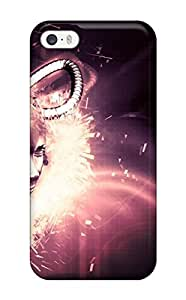 New Head Pink Light Dark Tpu Skin Case Compatible With Iphone 6 plus 5.5