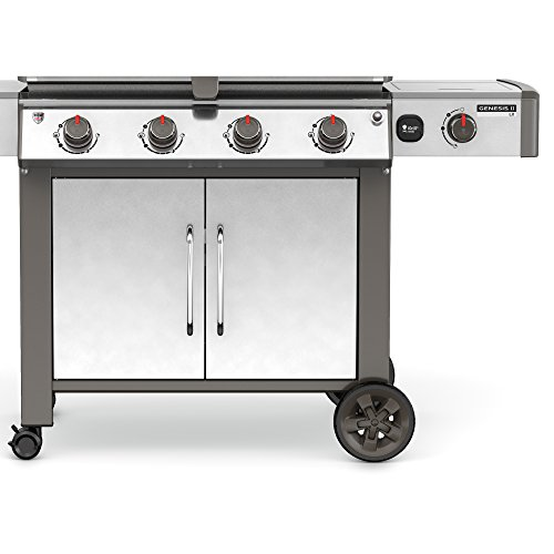 Weber genesis ii lx s natural gas grill