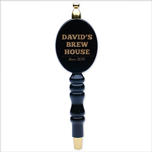 Personalized Gather Round Beer Tap Handle (Custom Product)