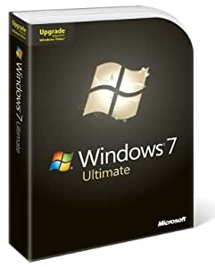 Microsoft Windows 7 Ultimate Upgrade