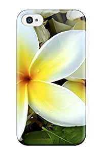 TYH - Desmond Harry halupa's Shop Hard Plastic Iphone 5/5s Case Back Cover,hot White Yellow Flowers Case At Perfect Diy 1970038K39970253 phone case