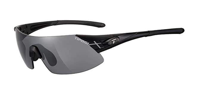 86fee3283a Amazon.com  Tifosi Podium Xc Matte Black Interchangeable Sunglasses ...