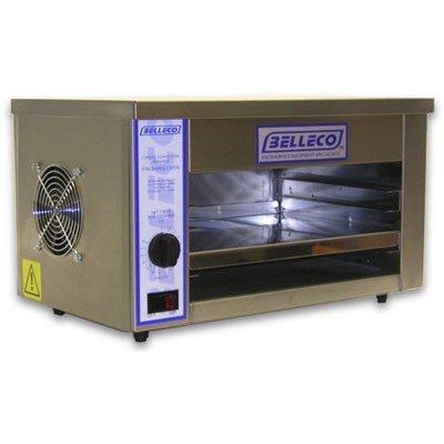 Belleco JW2 Countertop Electric Cheesemelter, Capacity 2 10