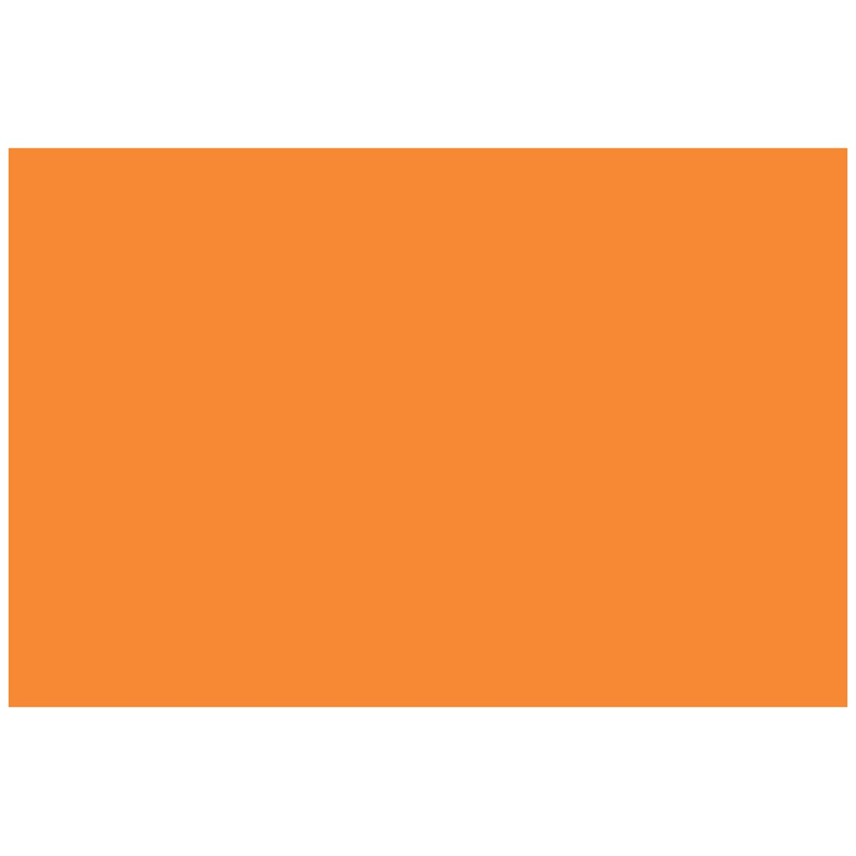 PDC Healthcare CS-O Label Compatible with CS-2 Guns Paper, Permanent, 1'' Core, 15/16'' x 5/8'', Orange (Pack of 24000)