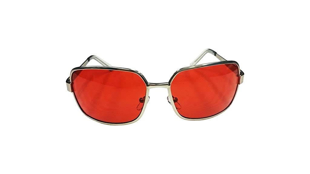 934c468dcbd6b Fight Club Tyler durden Red Sunglasses  Amazon.co.uk  Clothing