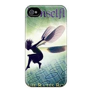 Iphone 4/4s TlJ13301Txfw Customized Colorful Strange Magic Series Great Hard Phone Case -RudyPugh